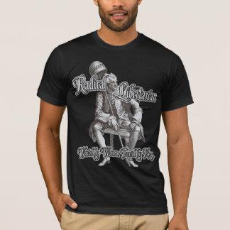 Camiseta Libertário radical