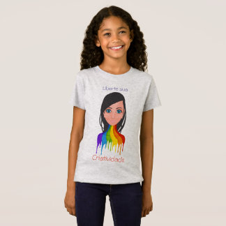 Camiseta Liberte sua criatividade