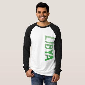 Camiseta Líbia