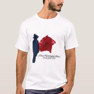 Camiseta Libre de Viva Nicarágua!