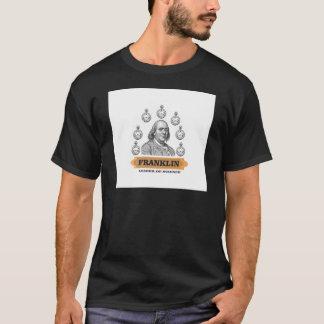 Camiseta Líder de Ben da ciência