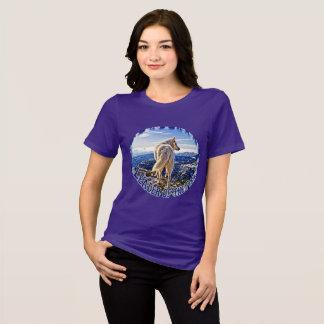 Camiseta Líder do Tshirt do lobo do bloco
