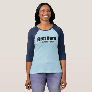 Camiseta Líder sem medo T do primeiro nascer