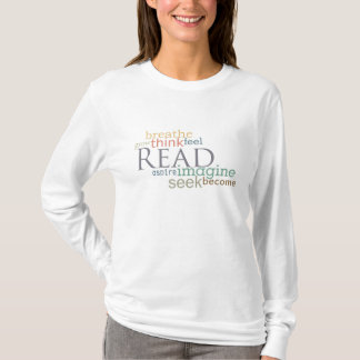 Camiseta Lido, a busca, imagina