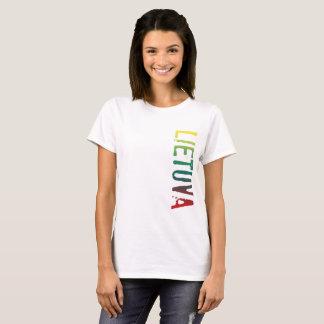 Camiseta Lietuva (Lithuania)