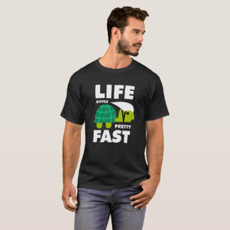 Camiseta Life moves pretty jejuas