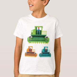Camiseta Liga com o fazendeiro dentro da ilustração do