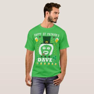 Camiseta Liga de Lazarou da papá do Dia de São Patrício dos