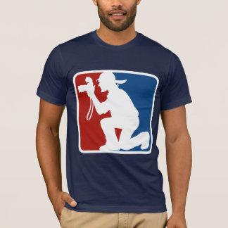 Camiseta Liga do fotógrafo
