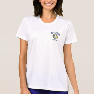 Camiseta Liga formal da juventude da equipe do voleibol