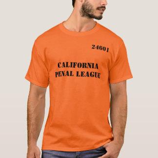 Camiseta Liga penal de Califórnia
