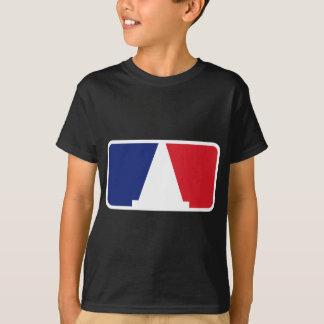 Camiseta Liga principal Autocross