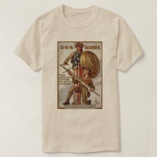 Camiseta Ligações de guerra