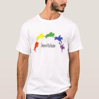 Camiseta Ligações em ponte do arco-íris