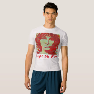 Camiseta Lihgt meu fogo