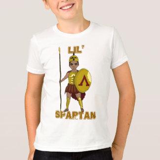 Camiseta Lil espartano