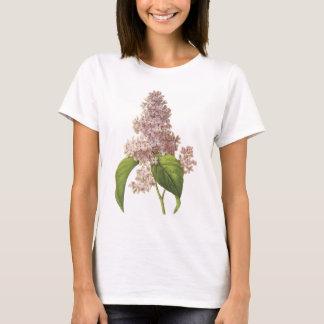 Camiseta lilac (sp do Syringa.) por Redouté