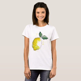 Camiseta Limão, Lemon Fresh/