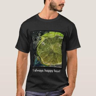 Camiseta LIMElarge, é sempre happy hour!