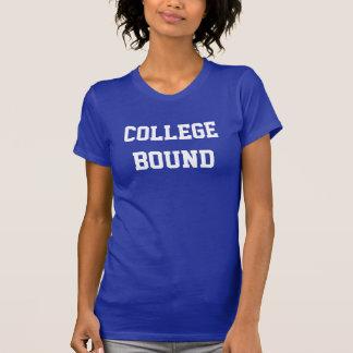 Camiseta Limite da faculdade