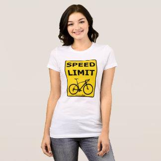 Camiseta Limite de velocidade de Rex do arco-íris