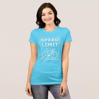 Camiseta Limite de velocidade de Rex do arco-íris: W