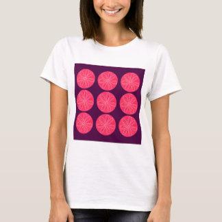 Camiseta Limões com fatias do vinho