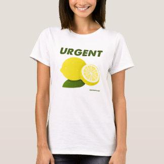 Camiseta Limões urgentes, por Vauny