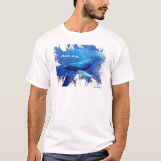 Camiseta limpe mares