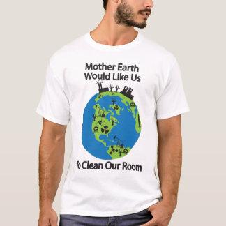 Camiseta Limpe nossa sala