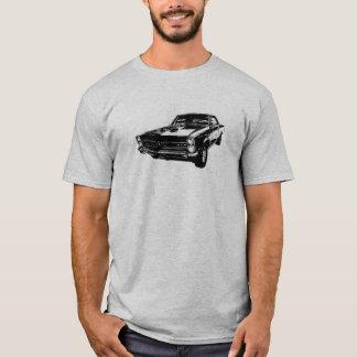 Camiseta Linha arte preta 't-shirt de 65 GTO