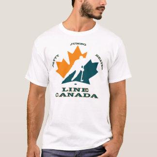 Camiseta Linha Canadá