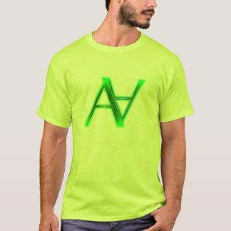 Camiseta Linha central absurda