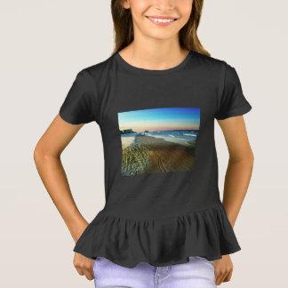 Camiseta Linha costeira e passeio à beira mar de Daytona