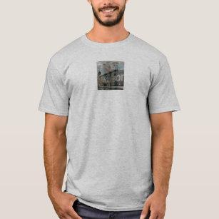 Camiseta Linha de Addison Brown
