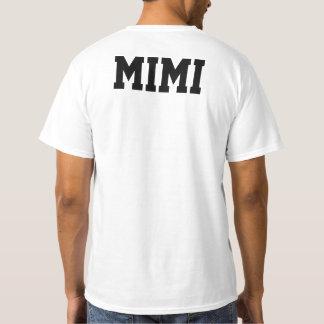 Camiseta linha de família da coleção 72marketing da família