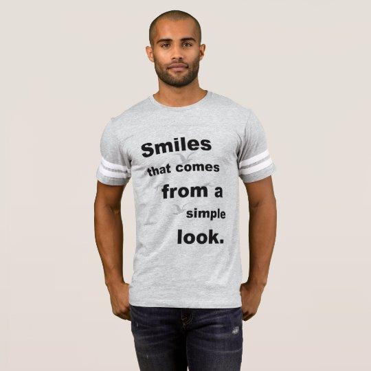 Camiseta Linha Smile