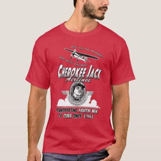 Camiseta Linhas aéreas Cherokee de Jack