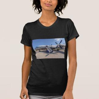 Camiseta Linhas aéreas Ilyushin IL-18 de Malev