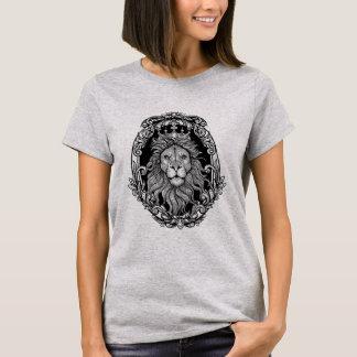 Camiseta Lion of Judah - Haile Selassie Lion Girls Shirt -