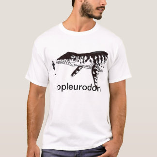 Camiseta Liopleurodon mágico