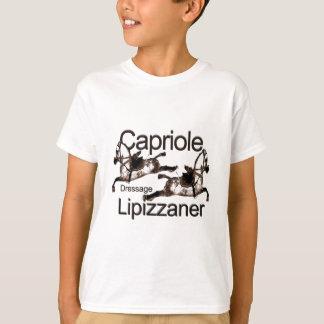 Camiseta Lipazzaner-Adestramento-Capriole