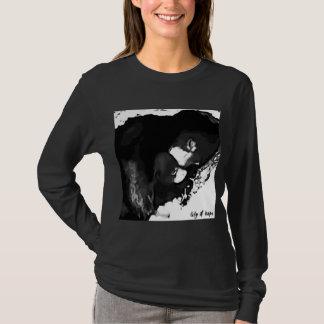 Camiseta Lírio e esperança de DenCam