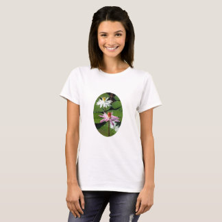 Camiseta Lírios de água de Fiji