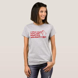 """Camiseta """"Lista impertinente """""""
