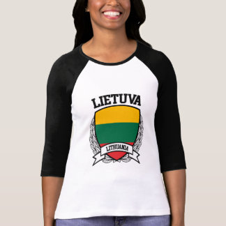 Camiseta Lithuania