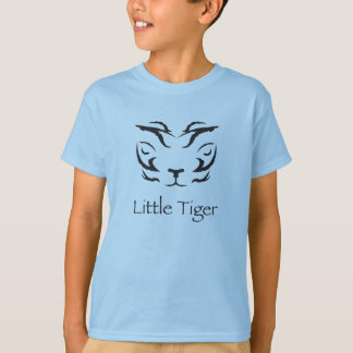 Camiseta LittleTiger-Ano do tigre