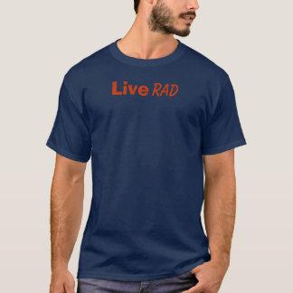 Camiseta LiveRAD