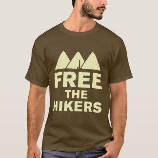 Camiseta Livre o T dos caminhantes