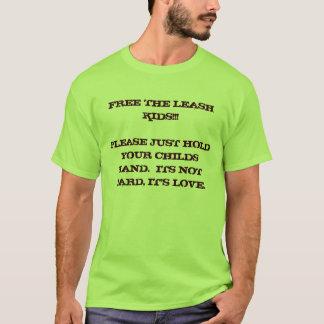 Camiseta Livre os miúdos da trela